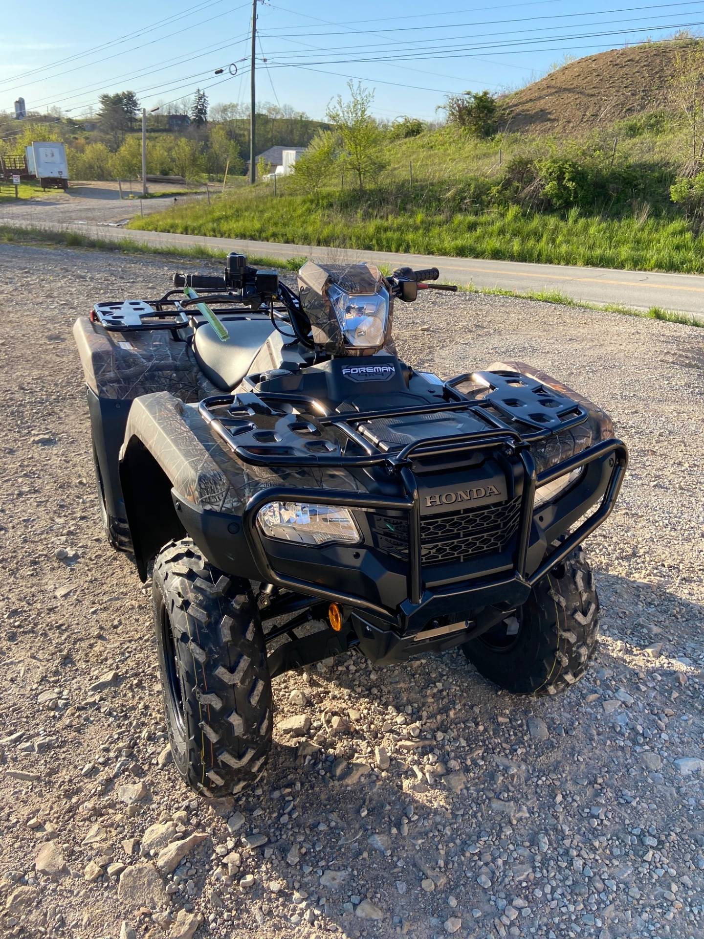 2020 Honda FourTrax Foreman 4x4 in Claysville, Pennsylvania - Photo 3
