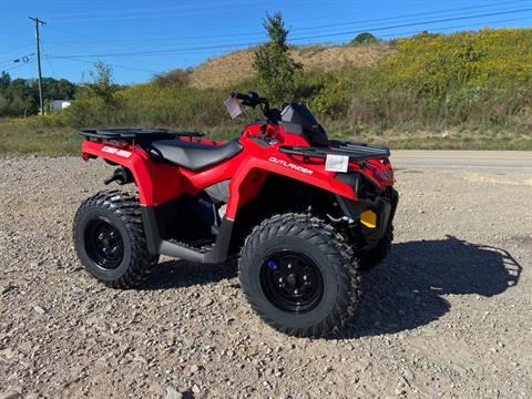 2021 Can-Am Outlander 570 in Claysville, Pennsylvania - Photo 2