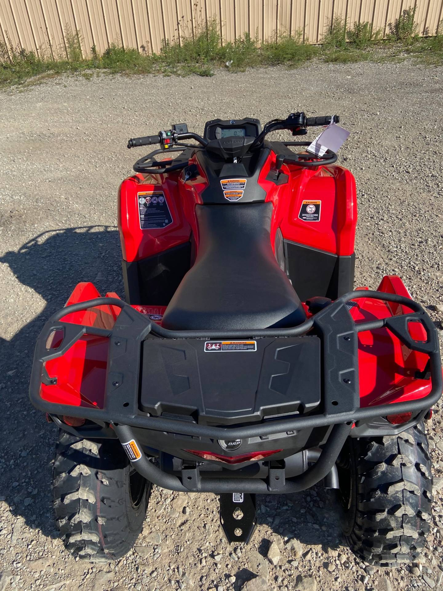2021 Can-Am Outlander 570 in Claysville, Pennsylvania - Photo 4