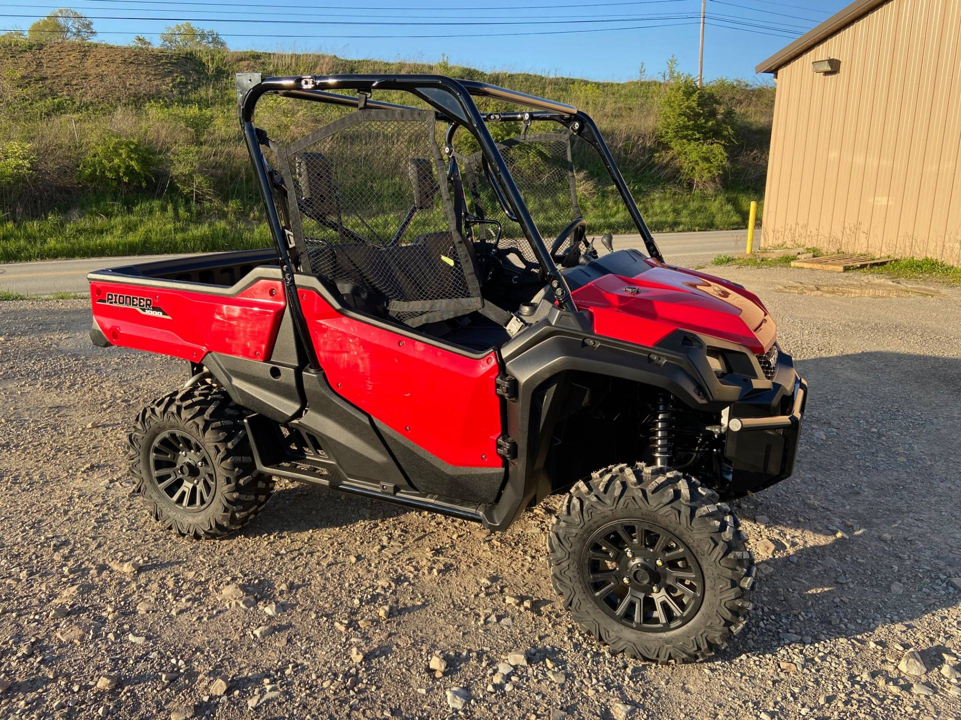 2020 Honda Pioneer 1000 Deluxe in Claysville, Pennsylvania - Photo 1