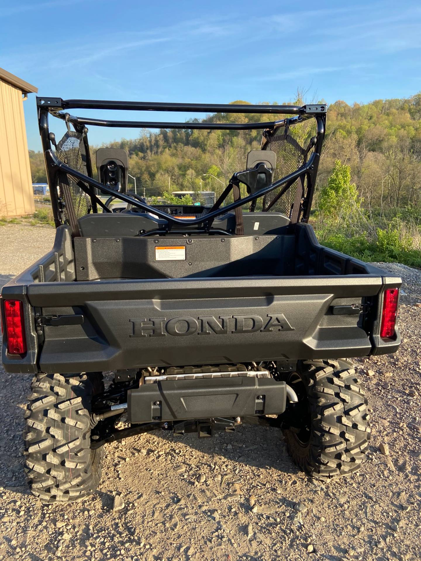 2020 Honda Pioneer 1000 Deluxe in Claysville, Pennsylvania - Photo 4