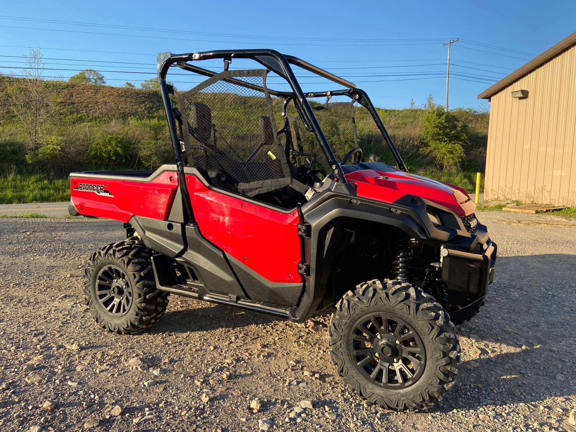 2020 Honda Pioneer 1000 Deluxe in Claysville, Pennsylvania - Photo 6
