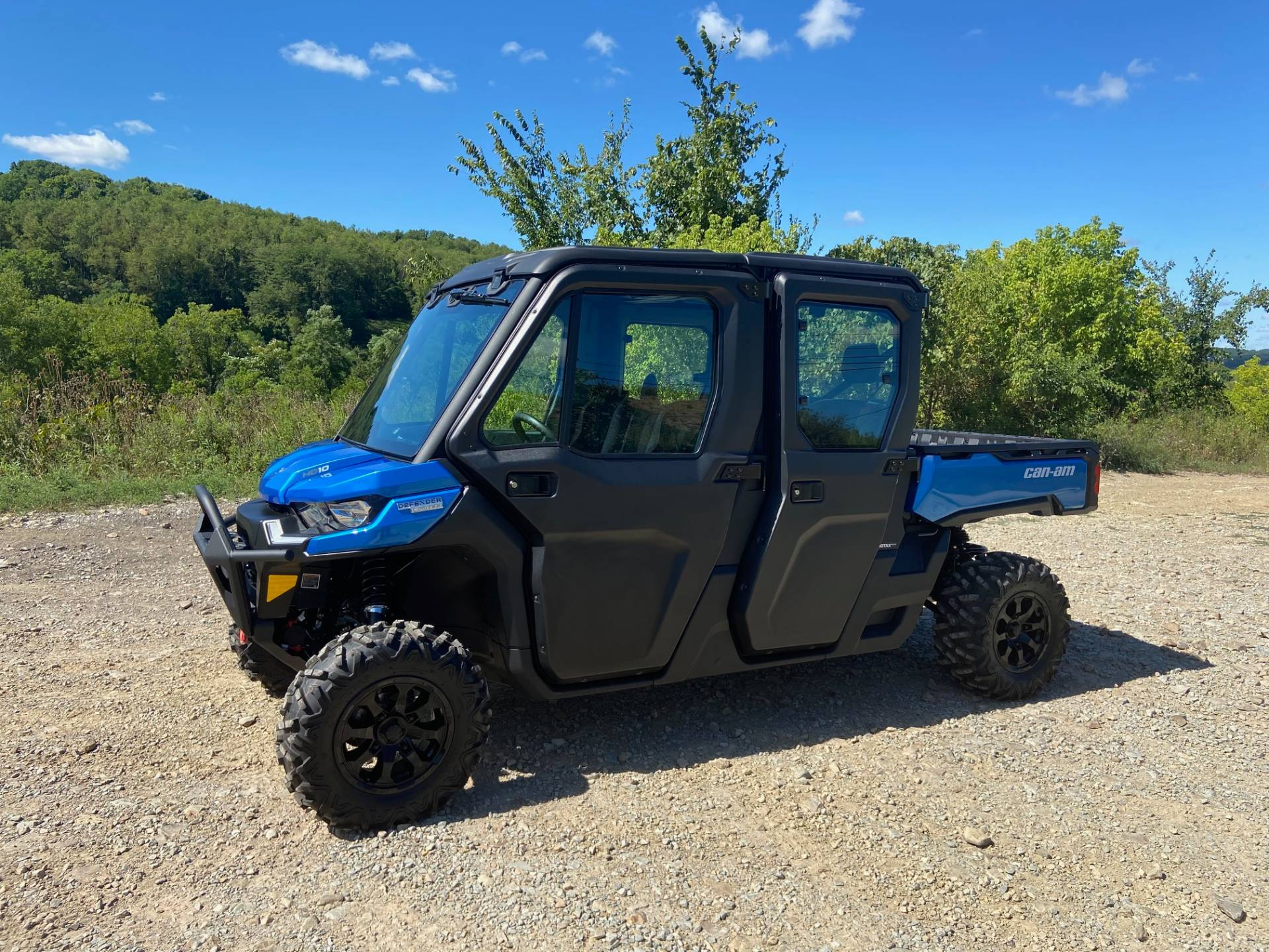2021 Can-Am Defender Max Limited HD10 in Claysville, Pennsylvania - Photo 1