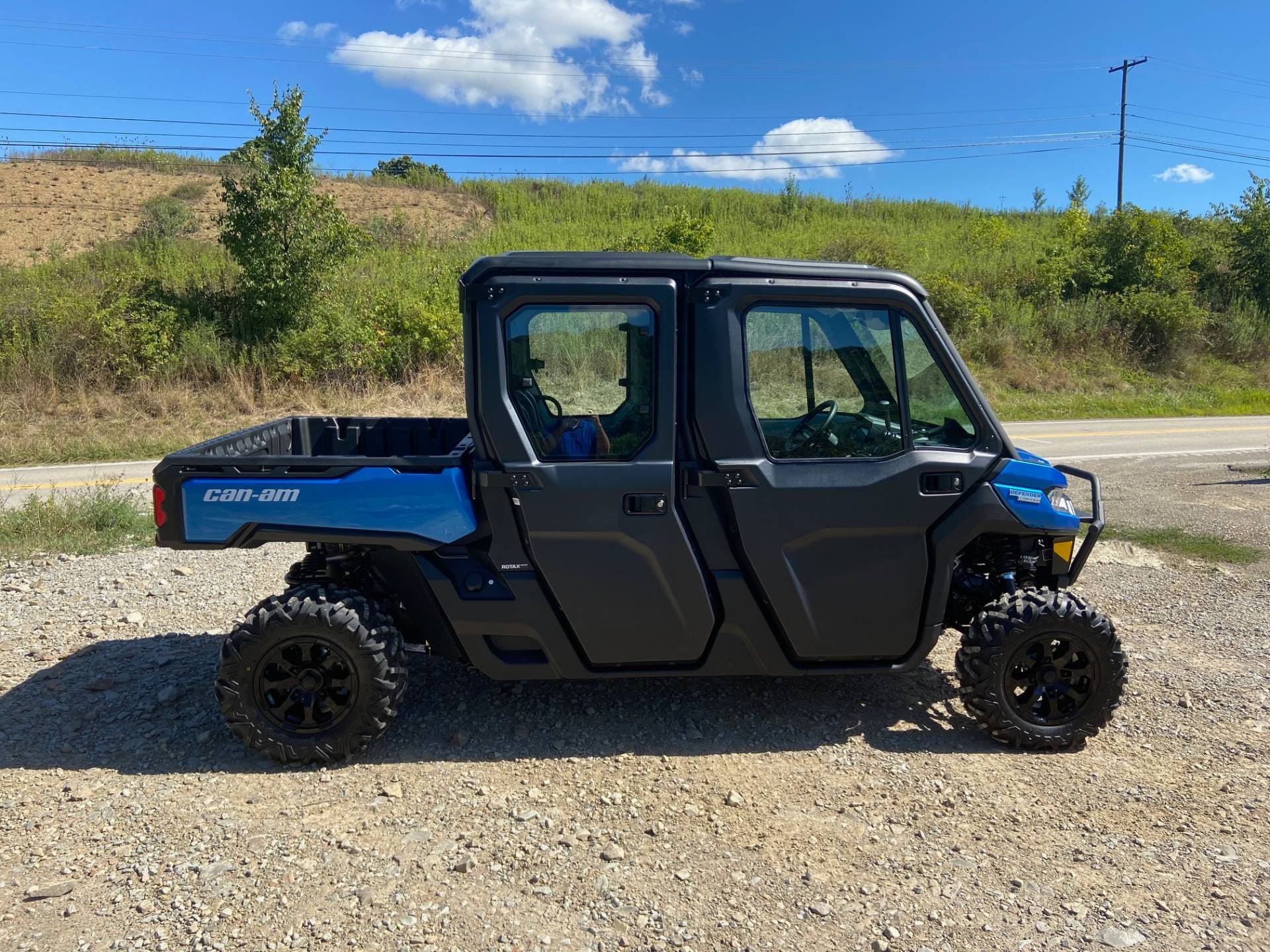 2021 Can-Am Defender Max Limited HD10 in Claysville, Pennsylvania - Photo 2