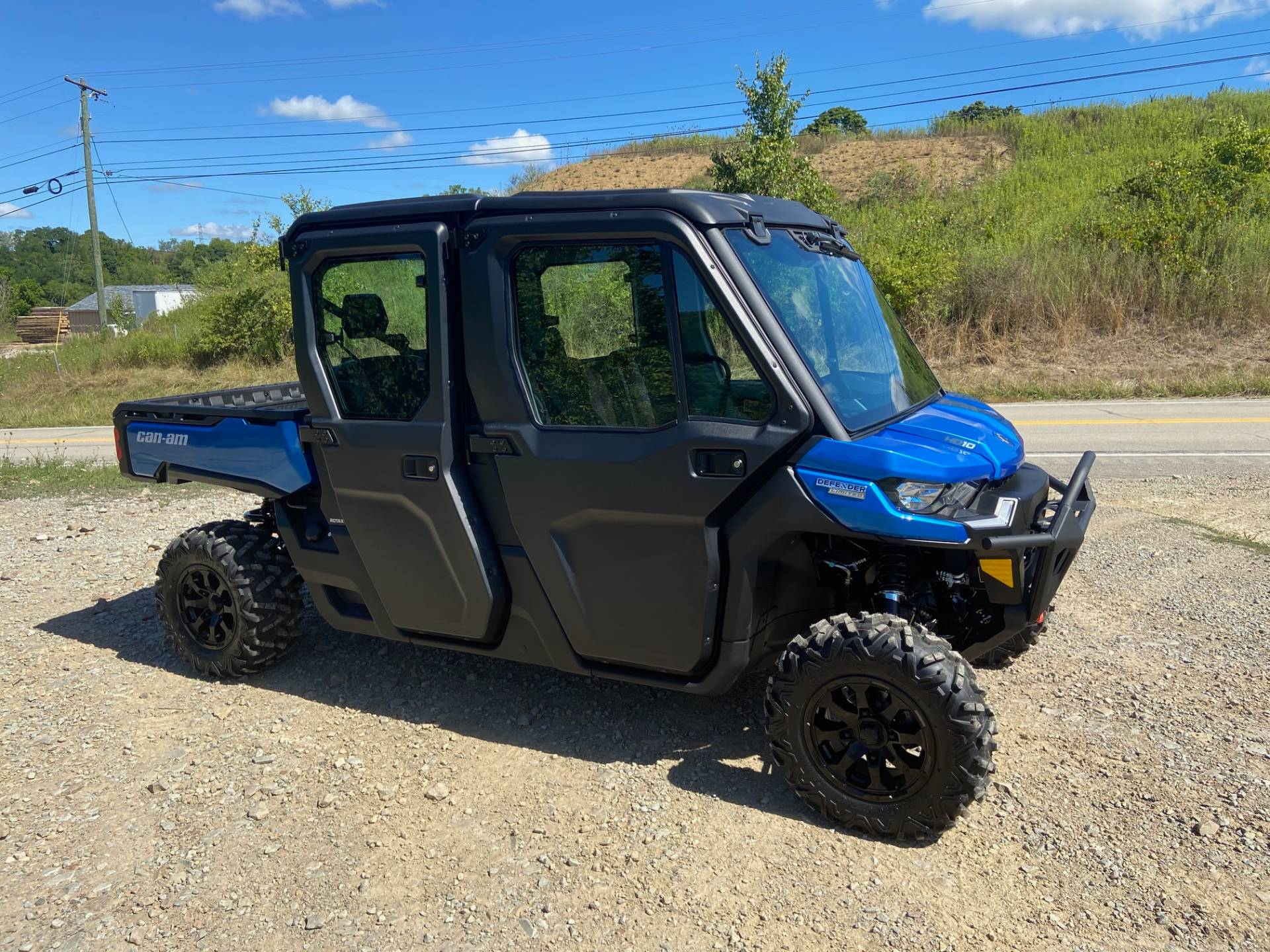 2021 Can-Am Defender Max Limited HD10 in Claysville, Pennsylvania - Photo 4