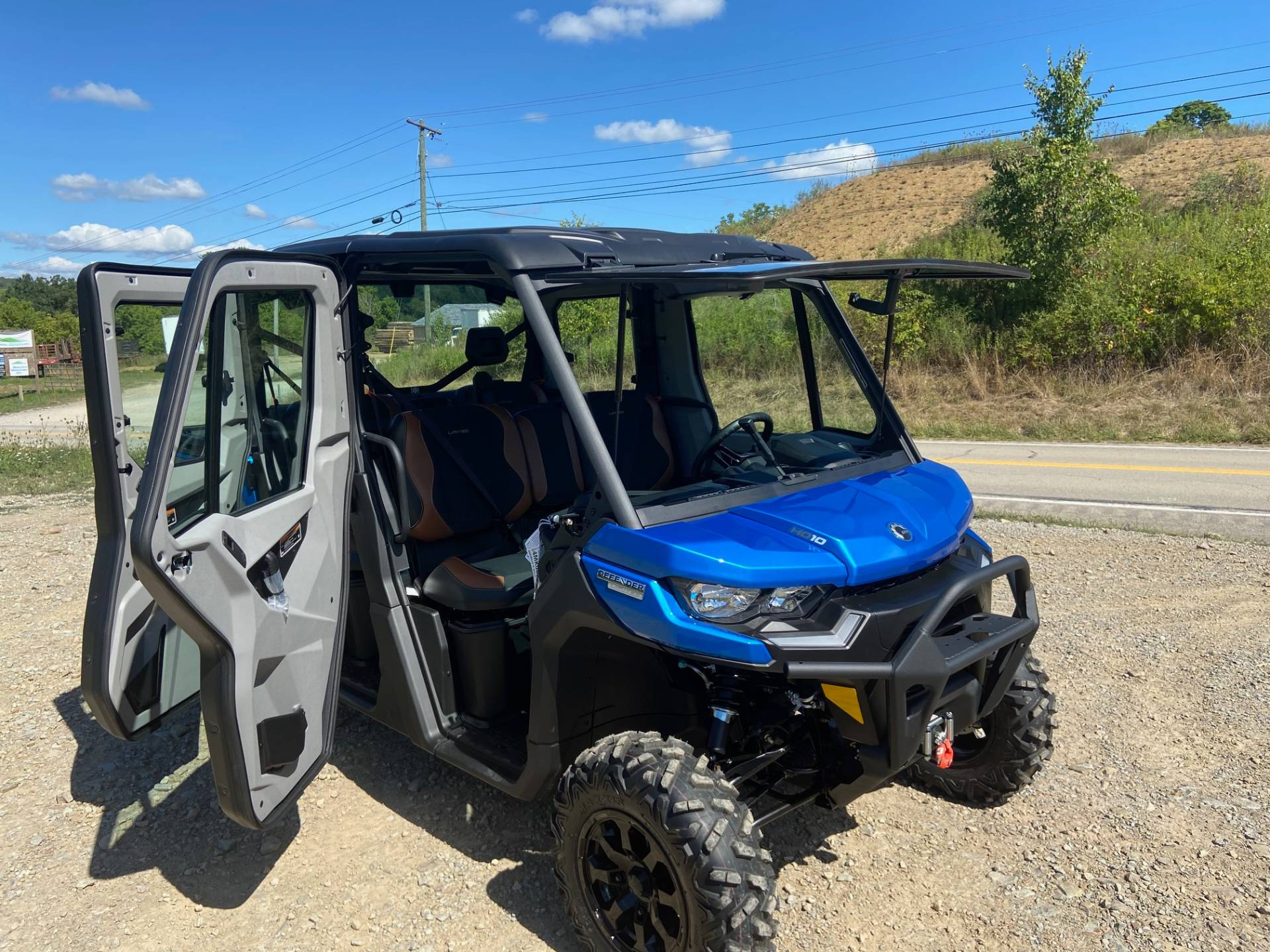 2021 Can-Am Defender Max Limited HD10 in Claysville, Pennsylvania - Photo 9