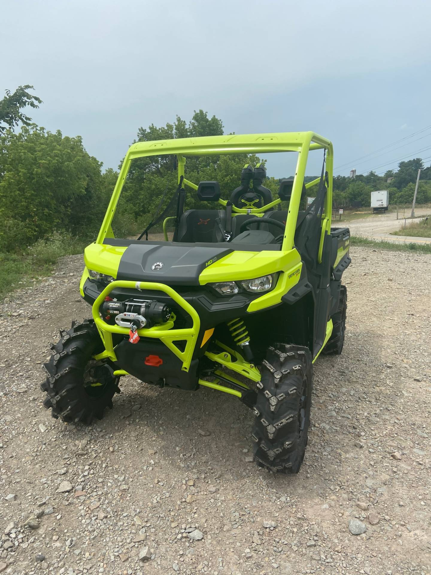 2020 Can-Am Defender X MR HD10 in Claysville, Pennsylvania - Photo 4