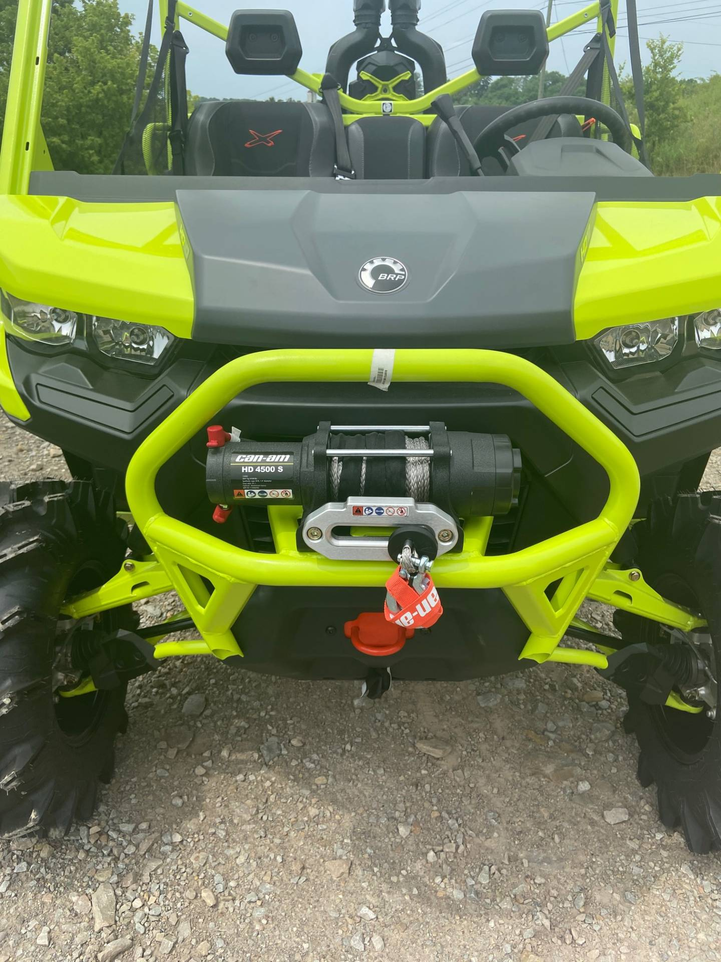 2020 Can-Am Defender X MR HD10 in Claysville, Pennsylvania - Photo 5