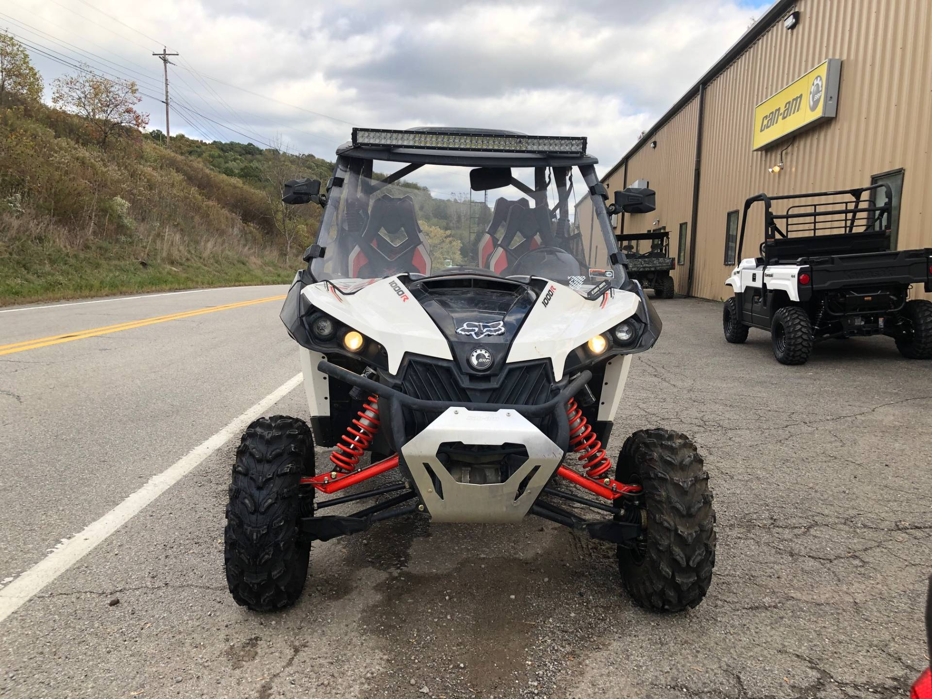 2014 Can-Am Maverick™ Max X® rs DPS™ 1000R in Claysville, Pennsylvania - Photo 2