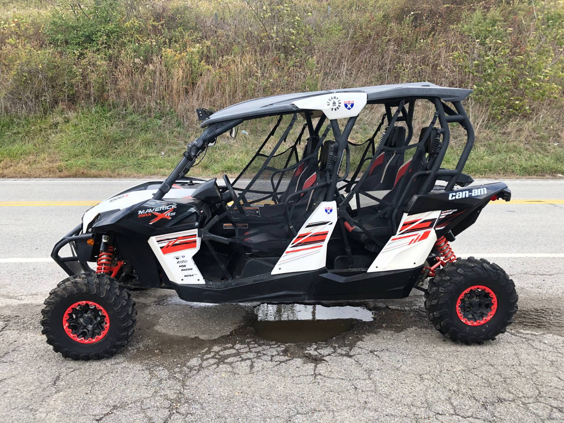 2014 Can-Am Maverick™ Max X® rs DPS™ 1000R in Claysville, Pennsylvania - Photo 3
