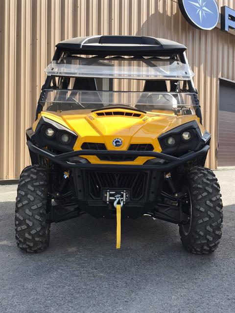 2017 Can-Am Commander XT 800R in Claysville, Pennsylvania