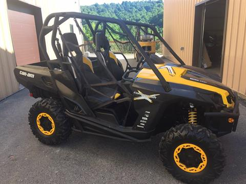 2013 Can-Am Commander™ X® 1000 in Claysville, Pennsylvania