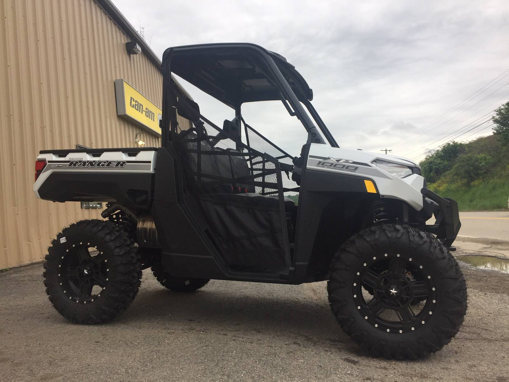 2019 Polaris Ranger XP 1000 EPS Premium in Claysville, Pennsylvania - Photo 2
