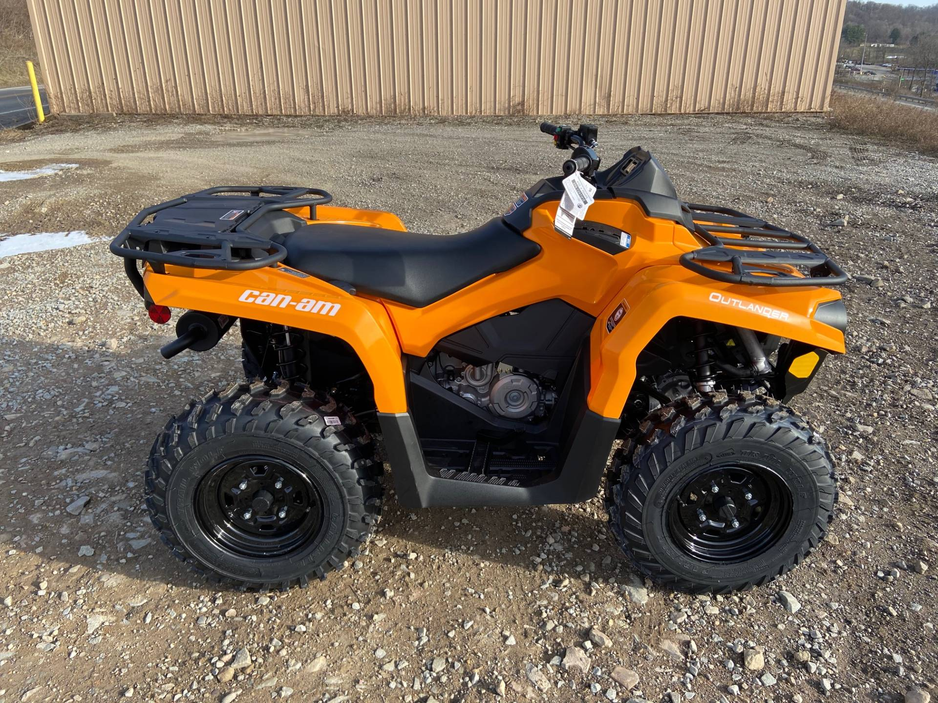 2020 Can-Am Outlander DPS 450 in Claysville, Pennsylvania - Photo 3