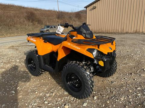 2020 Can-Am Outlander DPS 450 in Claysville, Pennsylvania - Photo 4