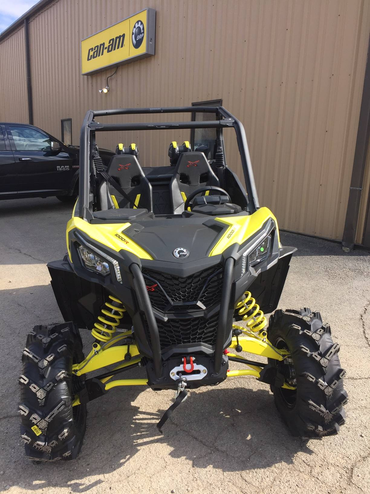 2019 Can-Am Maverick Sport X MR 1000R in Claysville, Pennsylvania - Photo 7