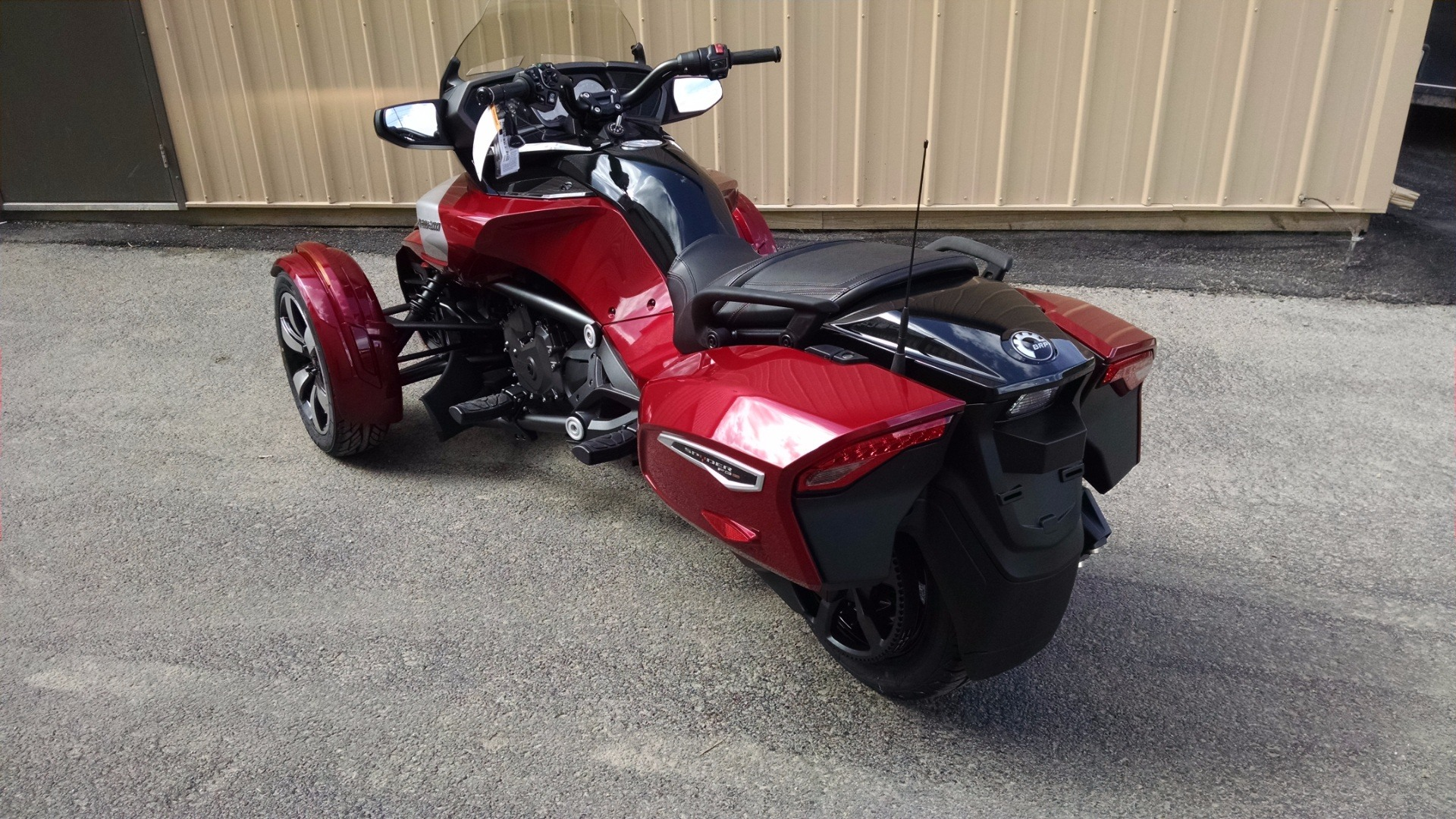 2016 Can Am SPYDER F3 T Motorcycles Claysville Pennsylvania N A