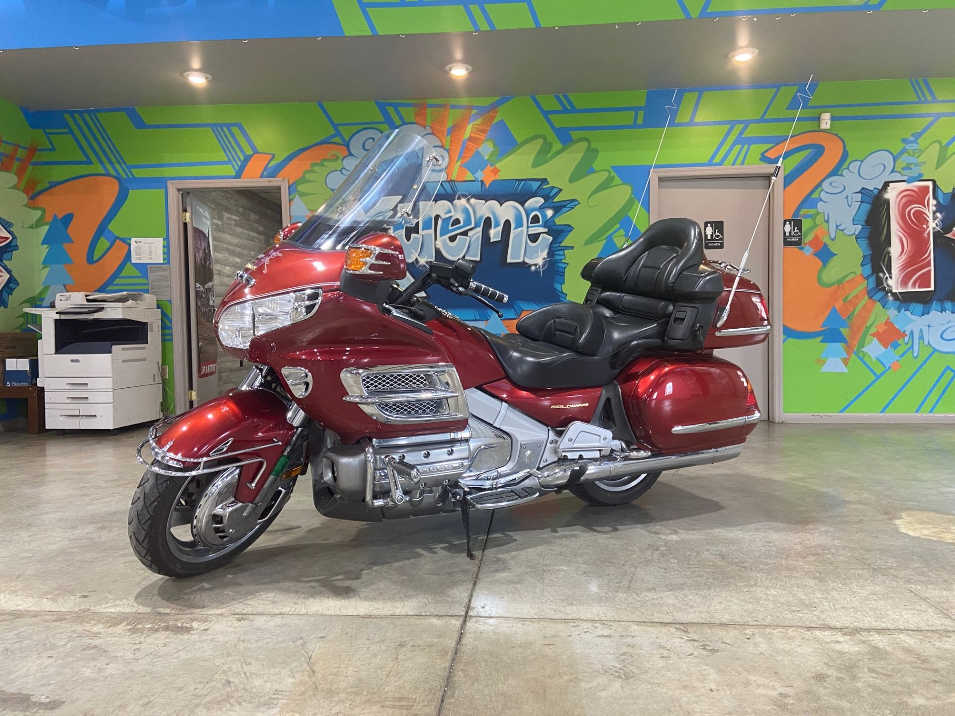 2001 Honda Gold Wing in Claysville, Pennsylvania - Photo 1