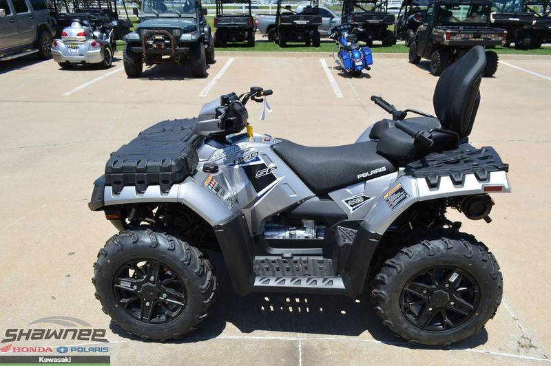 2019 Polaris Sportsman Touring 850 SP in Claysville, Pennsylvania - Photo 1