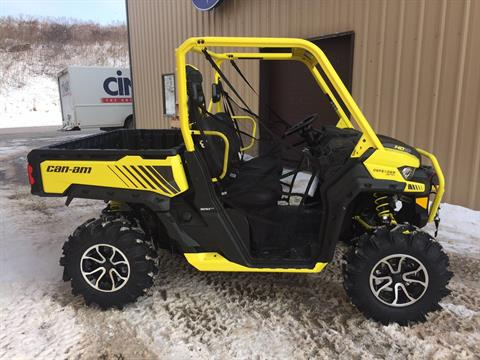2018 Can-Am Defender X mr HD10 in Claysville, Pennsylvania