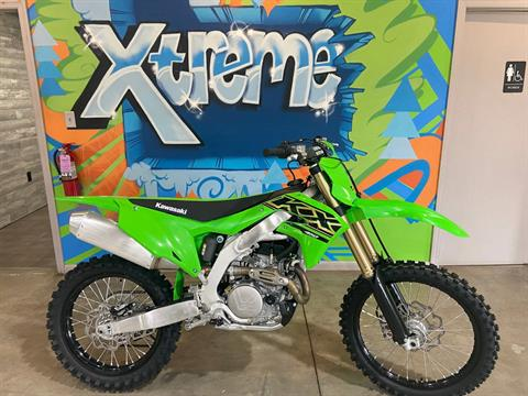 2021 Kawasaki KX 450 in Claysville, Pennsylvania - Photo 1