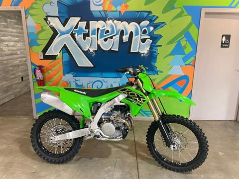 2021 Kawasaki KX 450 in Claysville, Pennsylvania - Photo 2