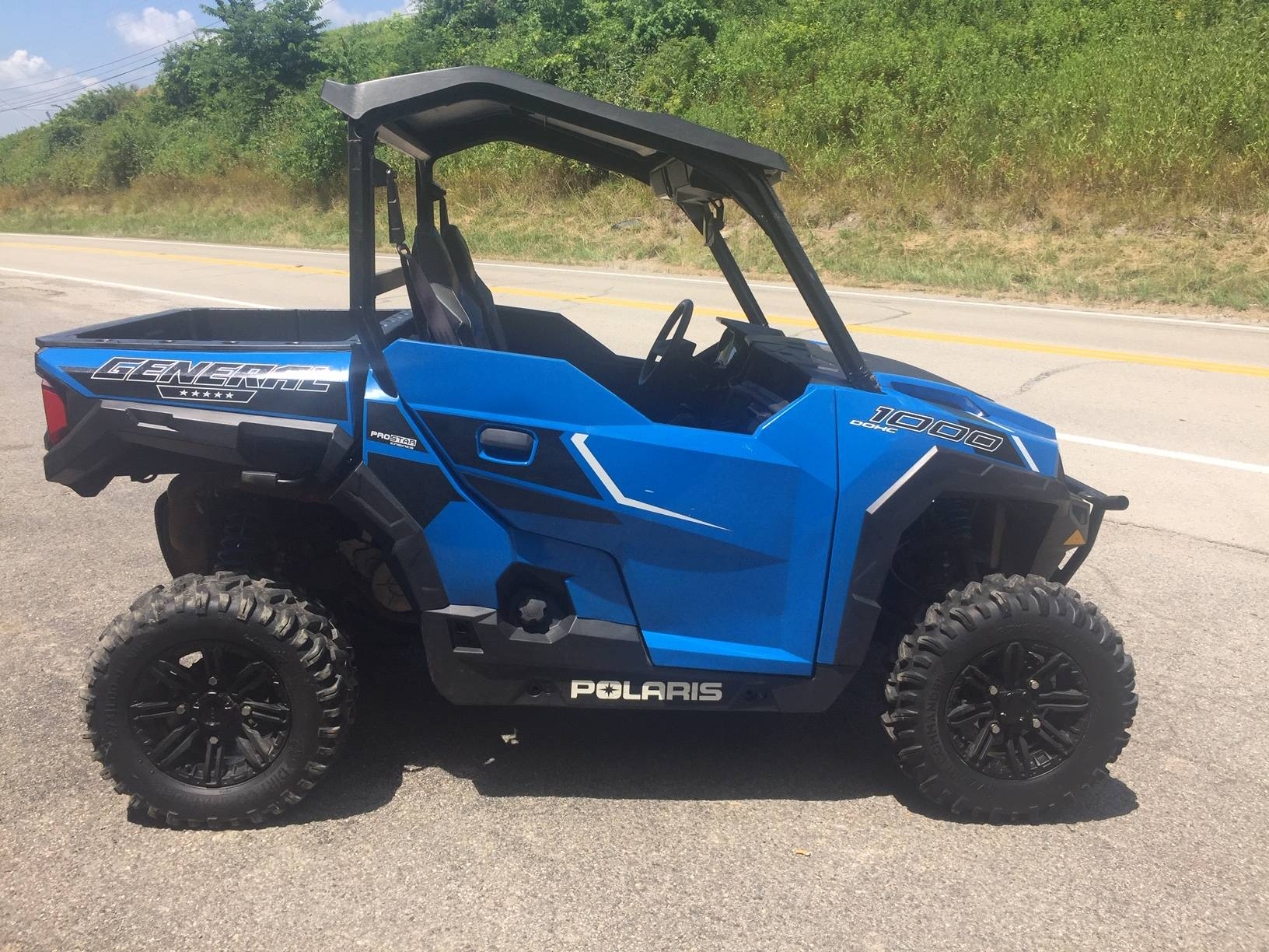 2016 Polaris General 1000 EPS in Claysville, Pennsylvania - Photo 2