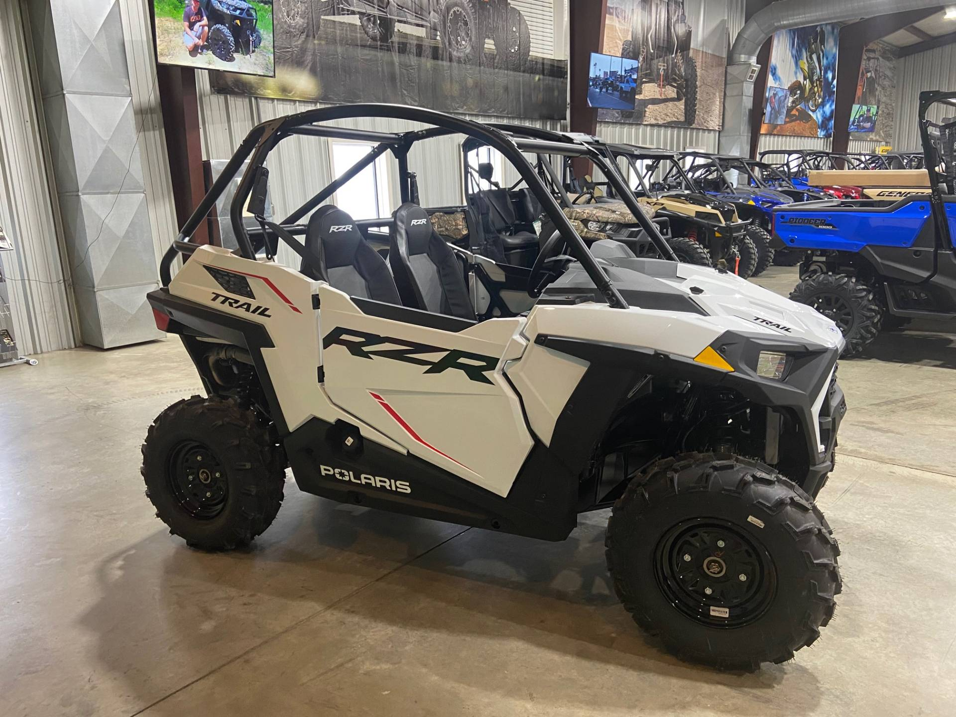 2021 Polaris RZR Trail Sport in Claysville, Pennsylvania - Photo 2