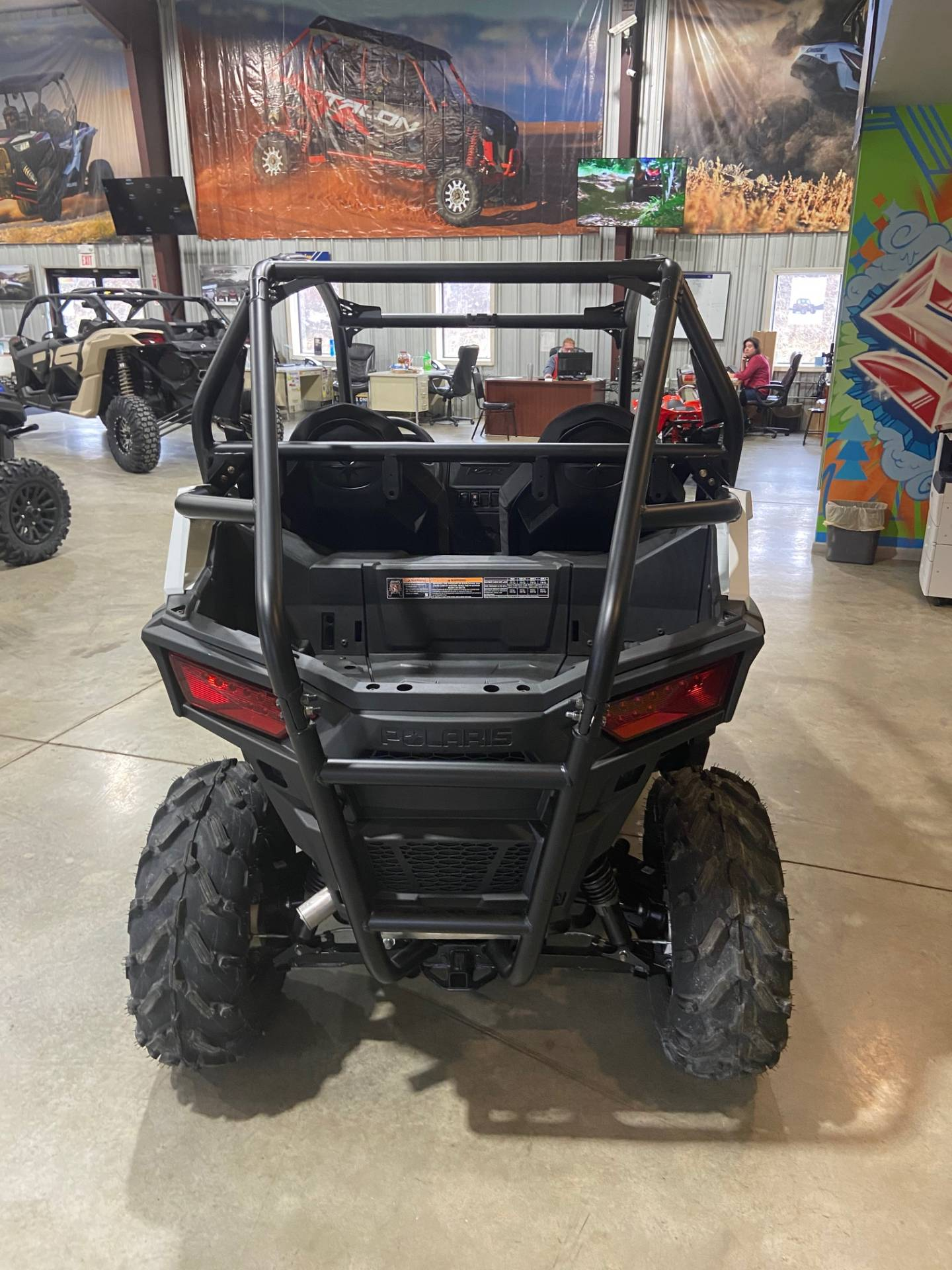 2021 Polaris RZR Trail Sport in Claysville, Pennsylvania - Photo 4