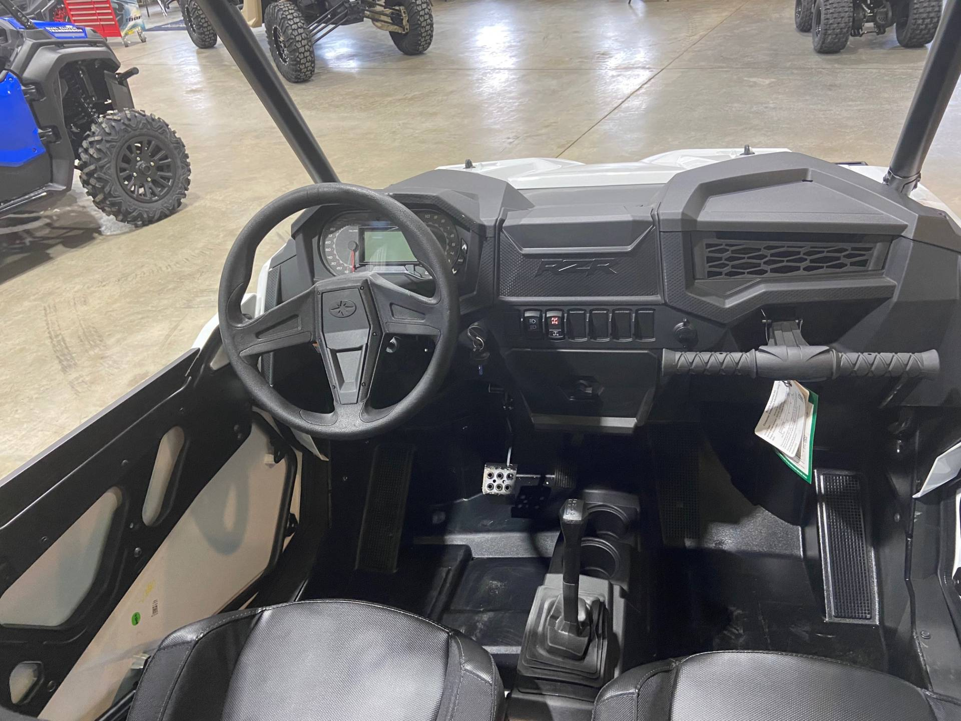 2021 Polaris RZR Trail Sport in Claysville, Pennsylvania - Photo 7
