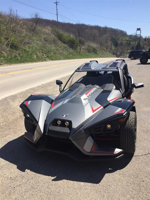 2018 Slingshot Slingshot Grand Touring LE in Claysville, Pennsylvania