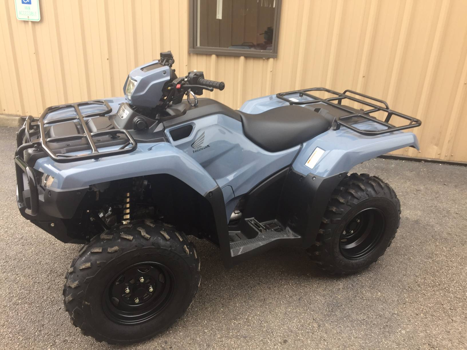 2018 Honda FourTrax Foreman 4x4 ES EPS in Claysville, Pennsylvania