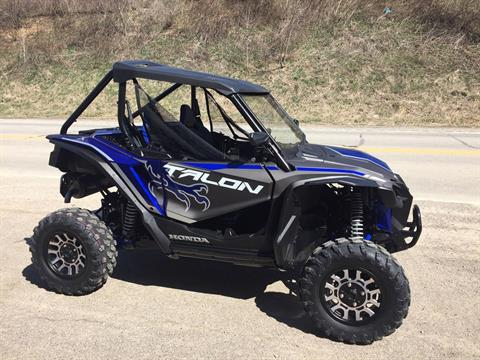 2019 Honda Talon 1000X in Claysville, Pennsylvania - Photo 2