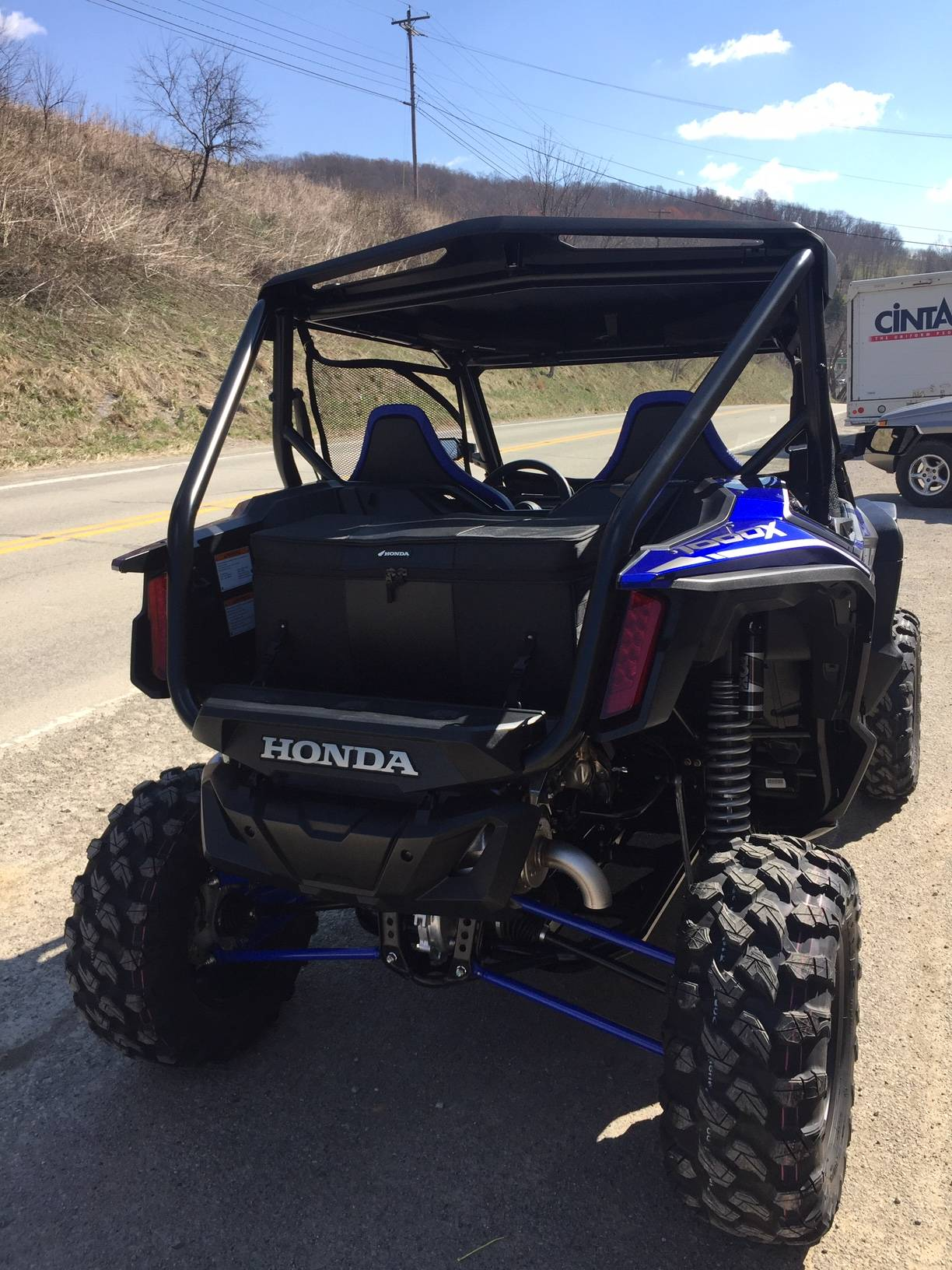 2019 Honda Talon 1000X in Claysville, Pennsylvania - Photo 5