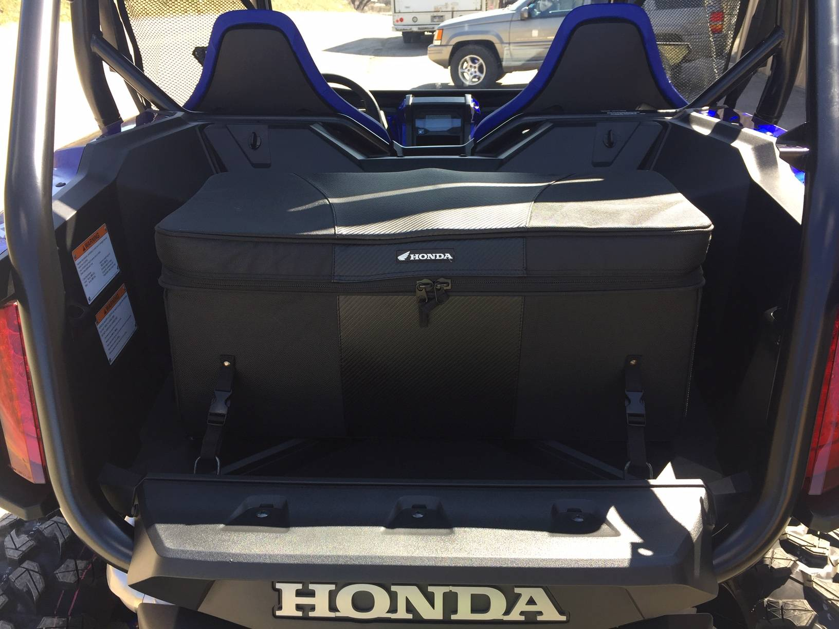 2019 Honda Talon 1000X in Claysville, Pennsylvania - Photo 6