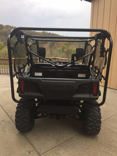 2018 Honda Pioneer 1000-5 Deluxe in Claysville, Pennsylvania - Photo 4