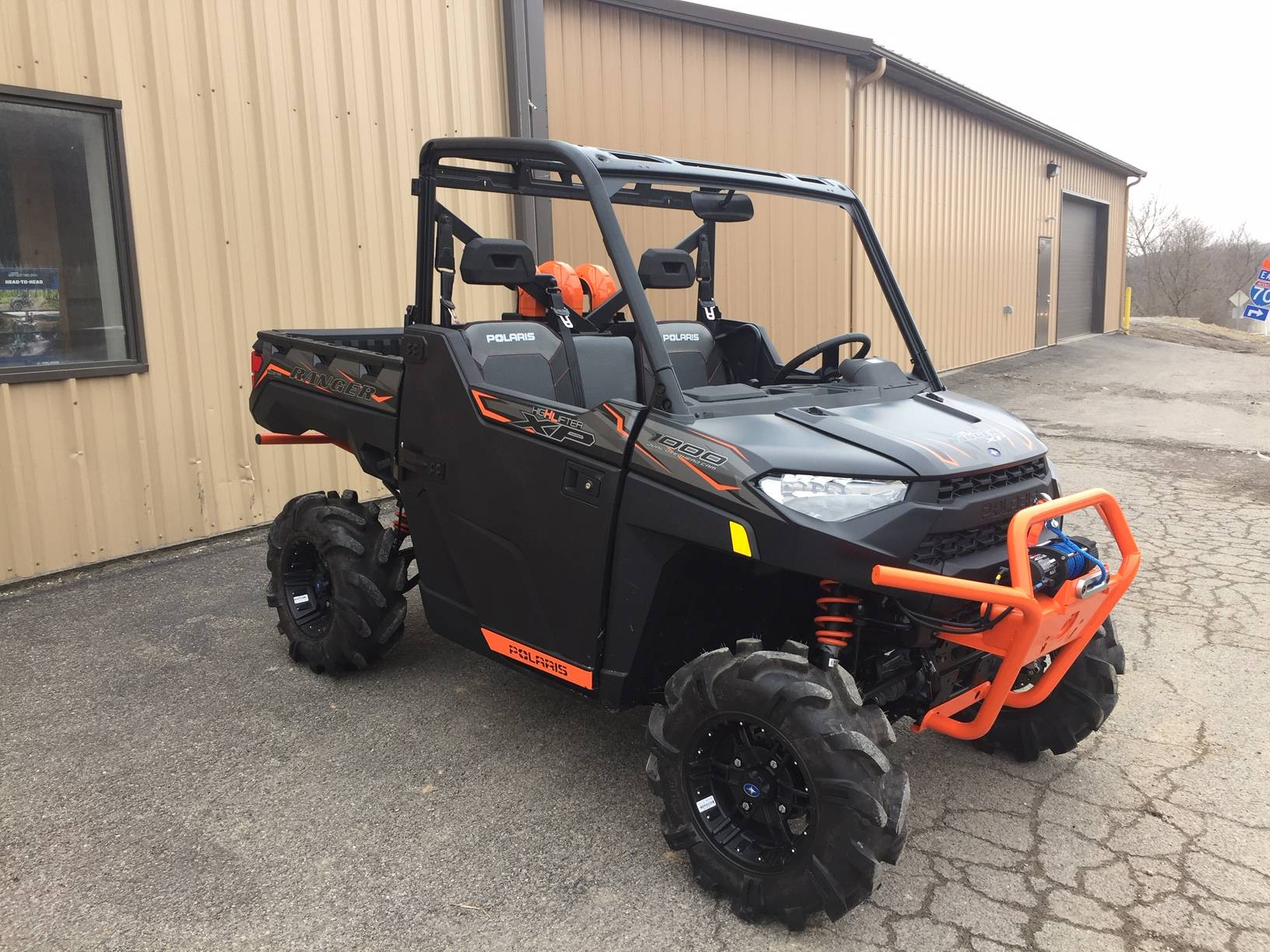 2019 Polaris Ranger XP 1000 EPS High Lifter Edition in Claysville, Pennsylvania - Photo 2