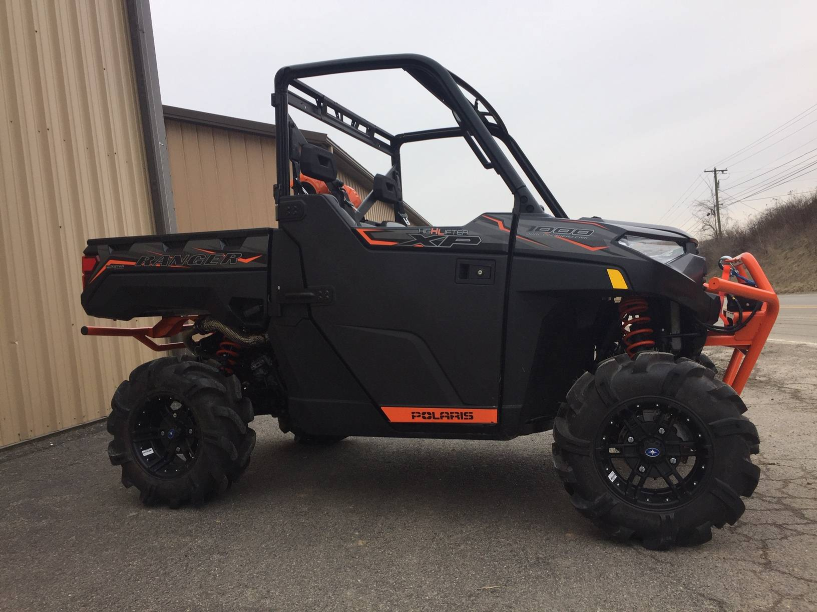 2019 Polaris Ranger XP 1000 EPS High Lifter Edition in Claysville, Pennsylvania - Photo 3