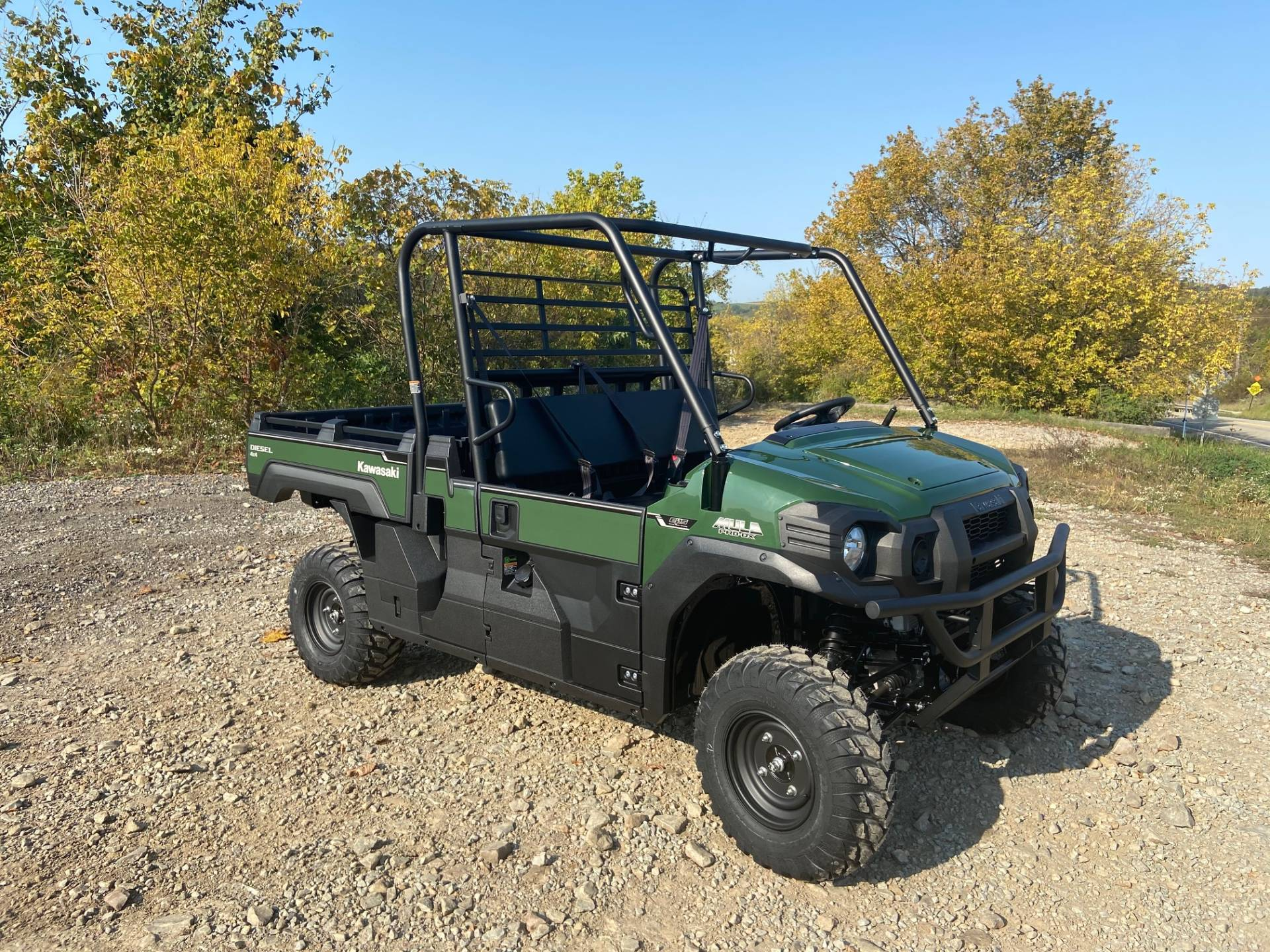 2021 Kawasaki Mule PRO-DX EPS Diesel in Claysville, Pennsylvania - Photo 3