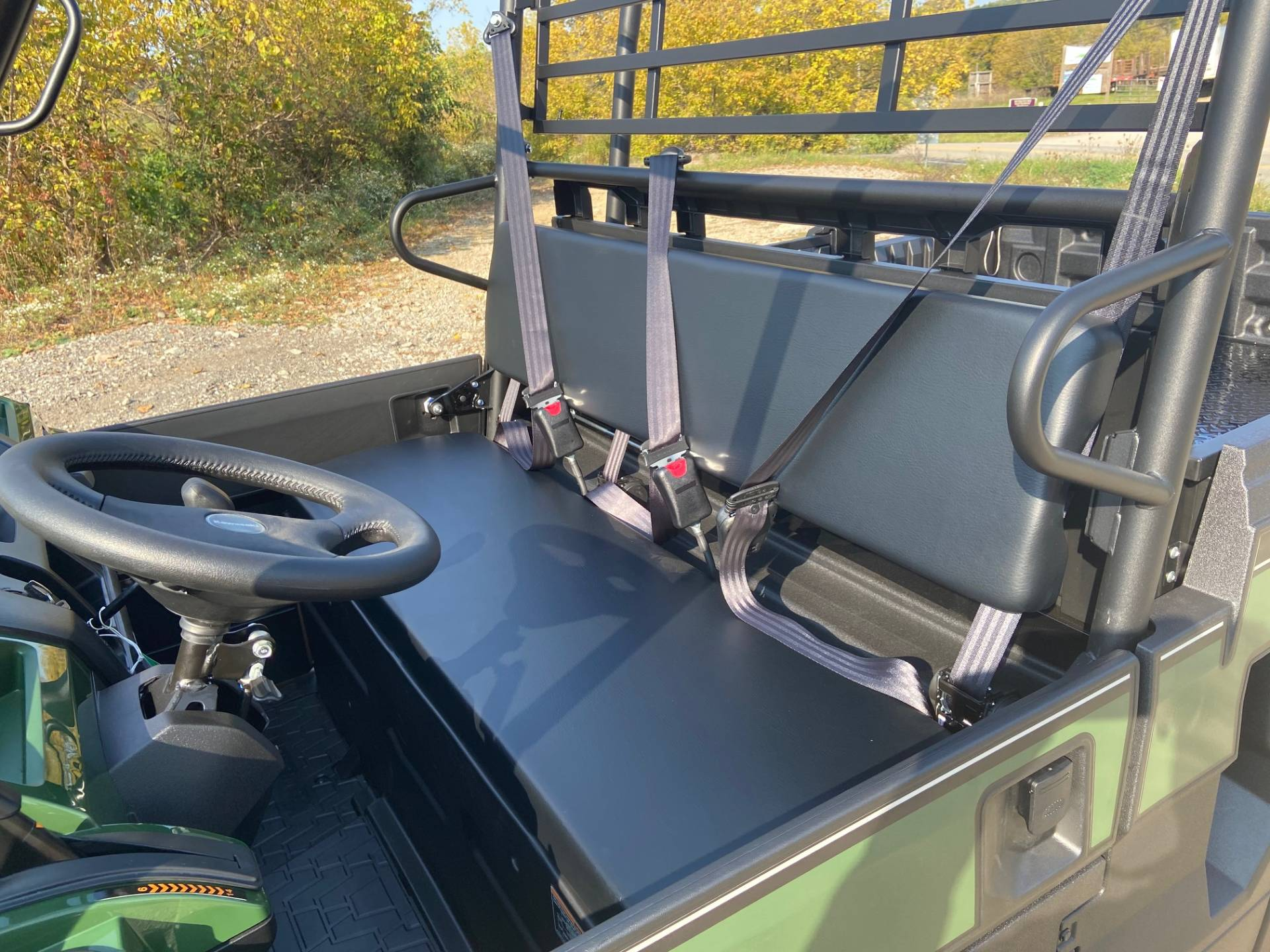 2021 Kawasaki Mule PRO-DX EPS Diesel in Claysville, Pennsylvania - Photo 6