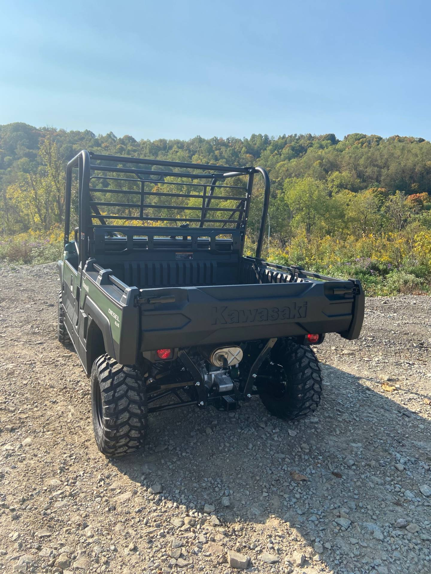 2021 Kawasaki Mule PRO-DX EPS Diesel in Claysville, Pennsylvania - Photo 9