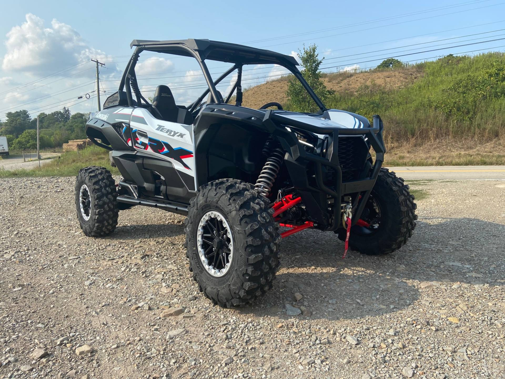 2021 Kawasaki Teryx KRX 1000 Special Edition in Claysville, Pennsylvania - Photo 3