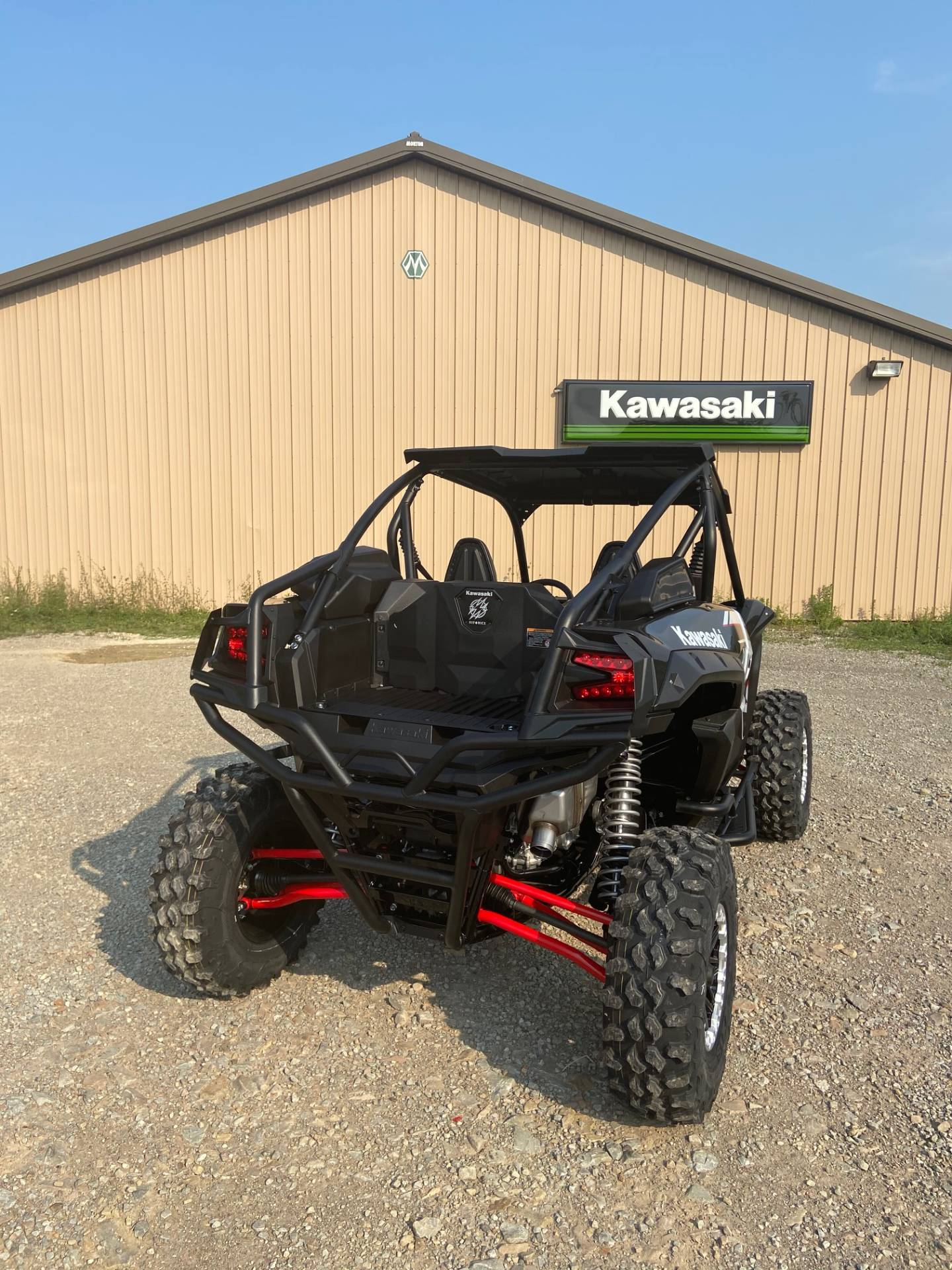 2021 Kawasaki Teryx KRX 1000 Special Edition in Claysville, Pennsylvania - Photo 4