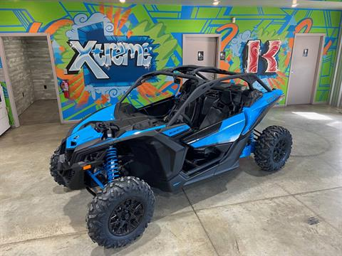 2021 Can-Am Maverick X3 DS Turbo in Claysville, Pennsylvania - Photo 1