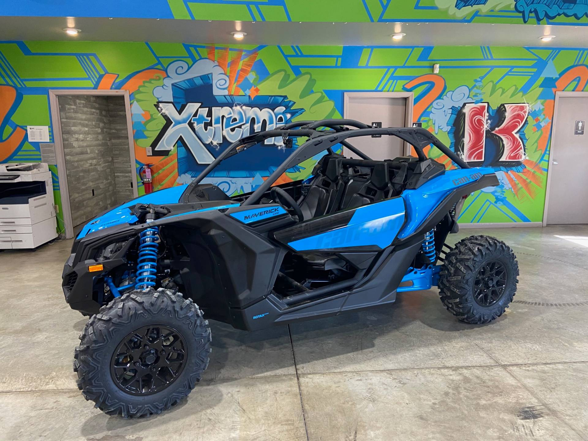 2021 Can-Am Maverick X3 DS Turbo in Claysville, Pennsylvania - Photo 2
