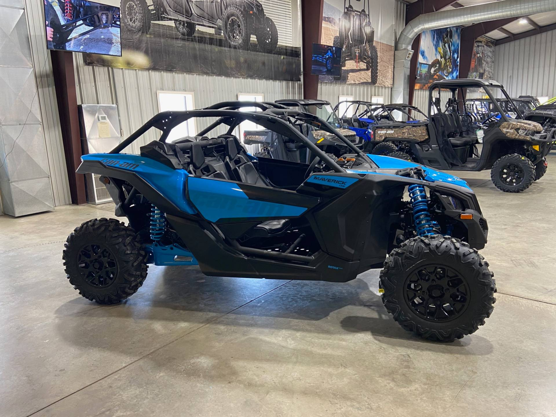2021 Can-Am Maverick X3 DS Turbo in Claysville, Pennsylvania - Photo 4