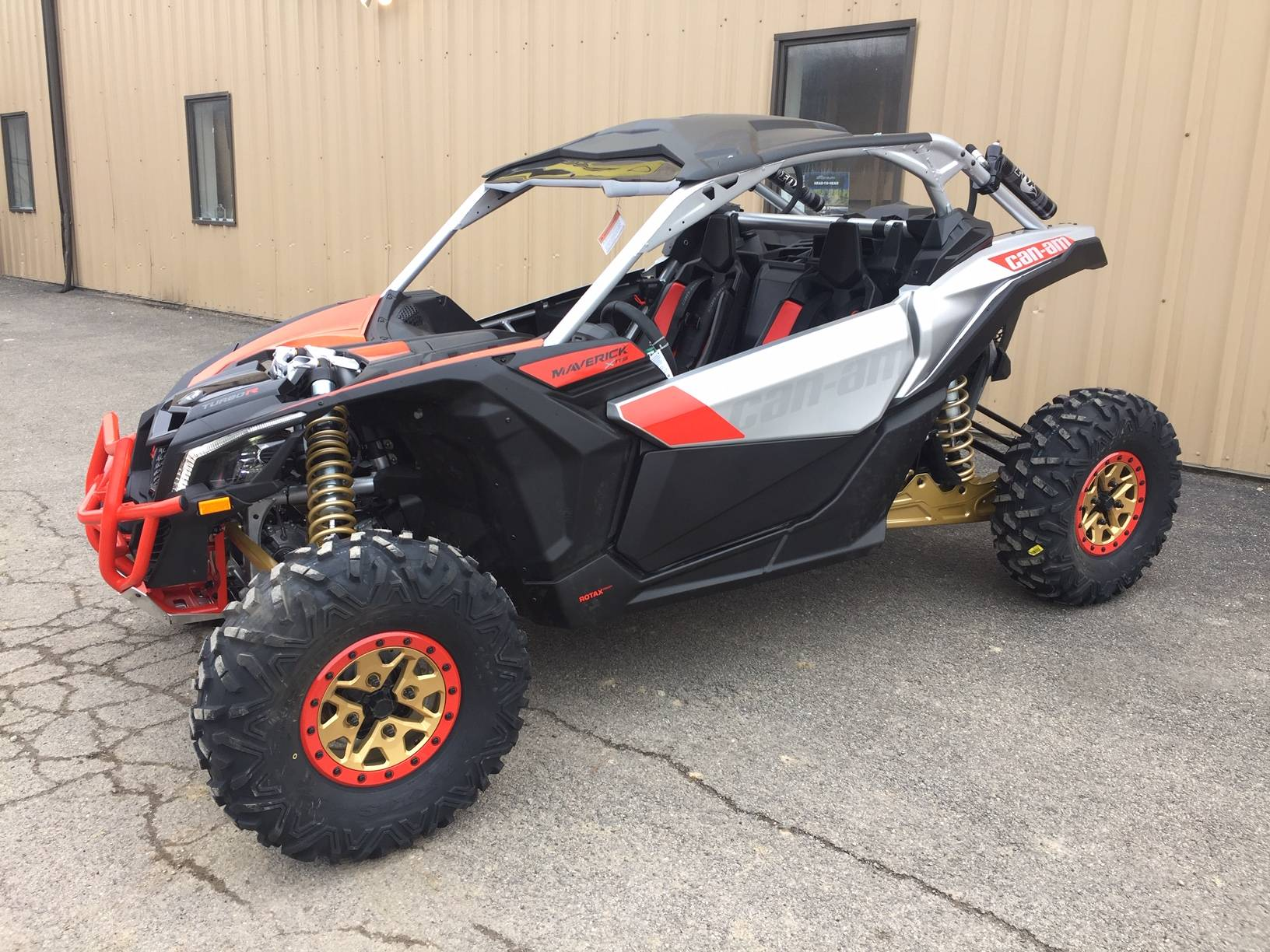 2019 Can-Am Maverick X3 X rs Turbo R in Claysville, Pennsylvania - Photo 1