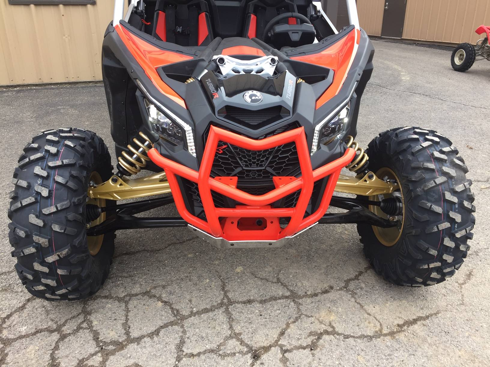 2019 Can-Am Maverick X3 X rs Turbo R in Claysville, Pennsylvania - Photo 5