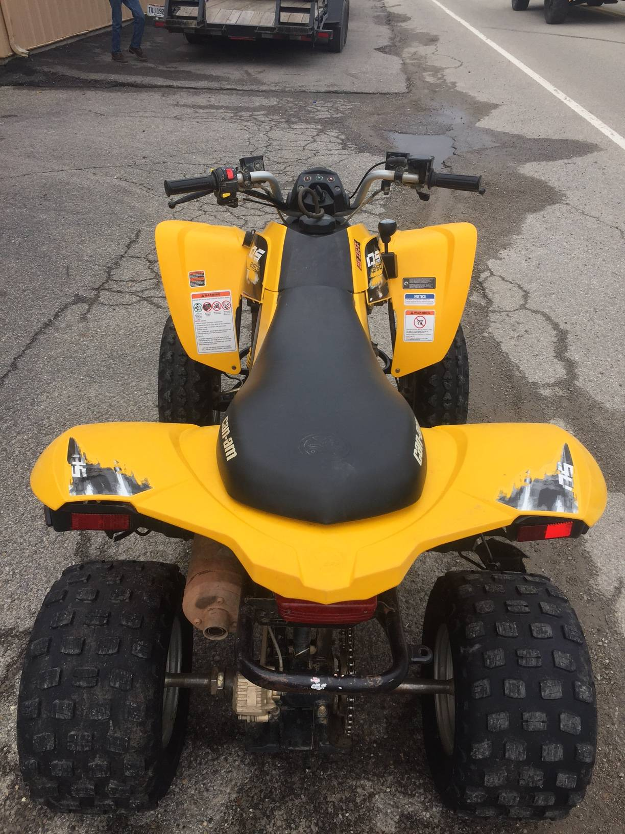 ... manual with reverse sm6 Array - 2017 can am ds 250 atvs claysville  pennsylvania xw613 rh xtremeofwashingtoncounty com