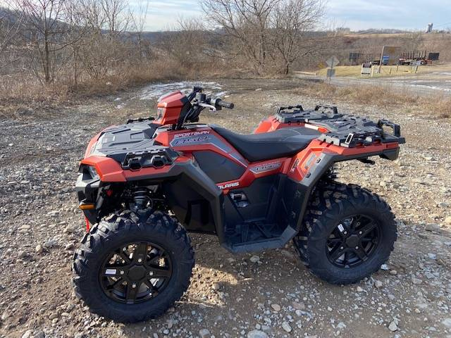 2020 Polaris Sportsman 850 Premium Trail Package in Claysville, Pennsylvania - Photo 1